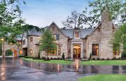 No. 4 on the list — 11655 Arrowwood sold for $6.49 million. The home is a country French Chateau and features light fixtures from France.