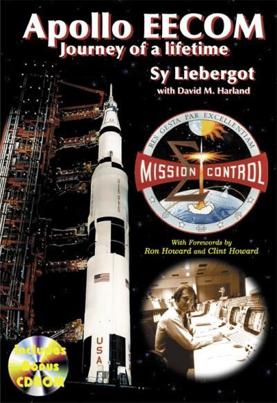 """Former NASA flight controller Sy Liebergot will speak at the University of Houston about his experience in Mission Control during the Apollo 13 mission. His autobiography is titled """"Apollo EECOM: Journey of a Lifetime."""""""