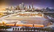 Project of the Year Over $15 Million: BBVA Compass Stadium -- Manhattan ConstructionRead more: Game Changers: Houston's hot spots for real estate in 2013