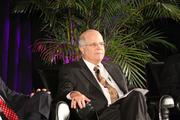 Dr. Spencer Berthelsen, chairman and physician, Kelsey-Seybold Clinic, was a panelist at Health Care Crossfire.