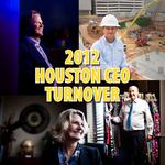 See which Houston CEOs departed in 2012 — Slideshow