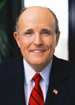Rudy Giuliani shares thoughts on U.S. energy policy, Rick Perry