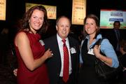 From left: Dr. Heather Kopecky of Korn Ferry International, Dan Wolterman of Memorial Hermann, and Abbe Ulrich of Korn Ferry International.