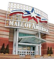 No. 1: Mall of America, Bloomington, Minn.Leasable square feet: 4,200,000Stores: 520Parking spots: 12,550