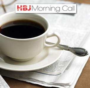 HBJ's Morning Call email product will resume on Jan. 2