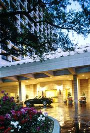 The St. Regis Hotel came in at No. 172, with a score of 83.9, on Conde Nast Traveler's list of Top 200 U.S. Hotels.