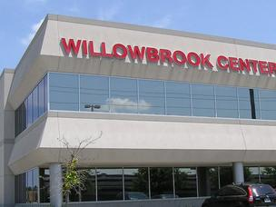 The Willowbrook Center property goes up for auction Tuesday at a starting price of $750,000.