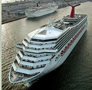 Carnival sends off multiple cruises from the Port of Galveston.