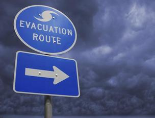 Nearly 400,000 residents of low-lying areas of New York City have been ordered to evacuate.