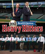 Meet Houston Business Journal's 2012 Heavy Hitters of commercial real estate