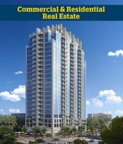 Commercial and Residential Real Estate deals