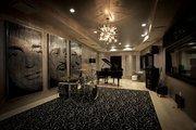 ZapBoomBang's Ocean's Studio is inspired by Ocean's 11 and the Rat Pack.