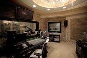 The control room of Ocean's Studio