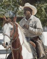 Houston Rodeo art breaks auction record