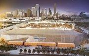The new rendering of BBVA Compass Stadium