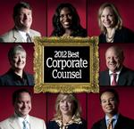 Meet HBJ's 2012 Best Corporate Counsel finalists