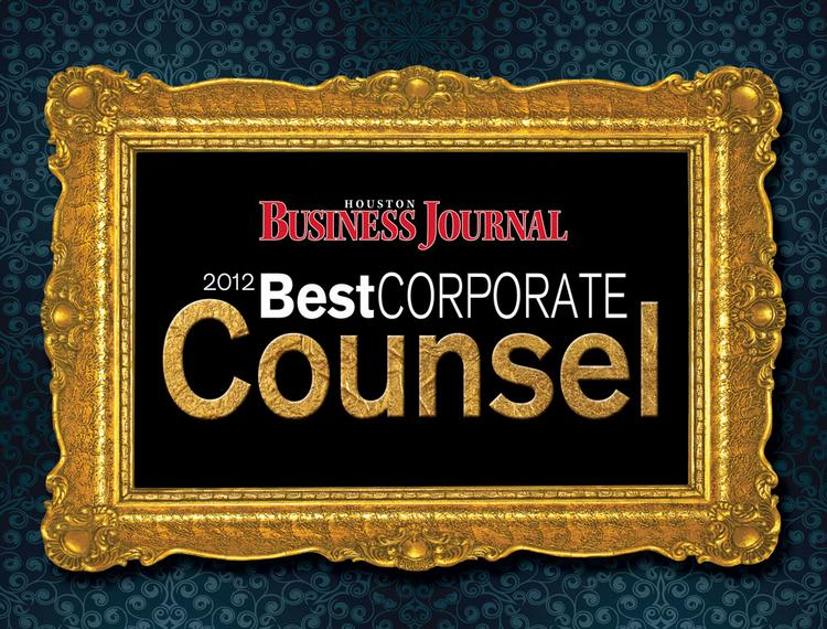 The deadline to nominate Houston's top corporate lawyers is Friday, June 15 at 5 p.m.