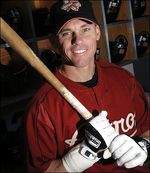 Craig Biggio narrowly misses entrance into Baseball Hall of Fame