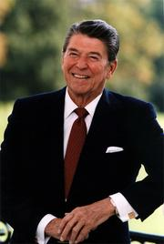 Gartz: Ronald Reagan  Read the entire interview here