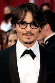 Holland: A combination of Johnny Depp (pictured) and Bruce WillisRead the entire interview here