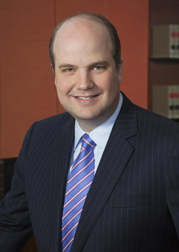 Brent Benoit is the newly elected president of the Houston Bar Association.