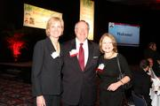 From left: Valerie Gibbs of Bank of Texas, J. Downey Bridgwater of Comerica, and Pam Lovett of Comerica.