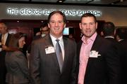 From left: Ronnie Stein of Brasada Capital Management and Jeff Burke of NuHabitat LLC.