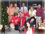 The corporate office of Central Management Inc./CMI Brokerage gets goofy.