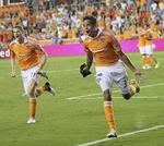 Dynamo's Carr earns MLS Player of the Week award