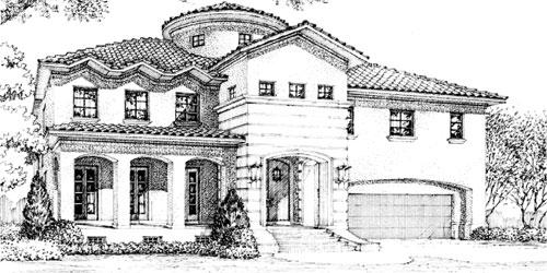 The Bellaire New Home Showcase runs May 12-13 and May 19-20 and includes:  4513 Valerie Builder: Cason Graye Homes Architect: Purser Architectural Inc. Size: 5,913 square feet