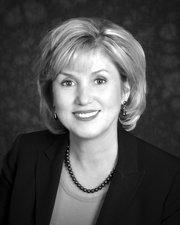 Margaret Ceconi, Houston-based vice president at Whitney Bank, in middle market lending.