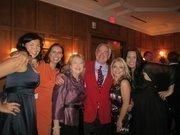 Colliers International: Co-chairman Bob Parsley with staff (left to right) Paloma Garza, Judy Garza, Lisa Sims, Ivonne Gonzalez and Crissy Nolen
