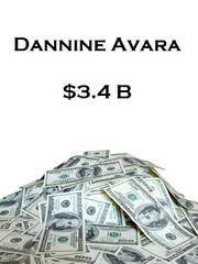 Dannine Avara, a descendant of Dan Duncan, tied with her siblings for the No. 96 place on the list.