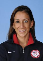 Born in Houston, Diana Lopez will compete on the U.S. taekwondo team in the 2012 Summer Olympics.