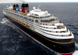 The Disney Magic cruise ship will begin sailing from Galveston in 2012.