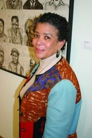 Dr. Alvia Wardlaw is professor of art history and director and curator of the University Museum at Texas Southern University in Houston. She was previously curator of modern and contemporary art at the Museum of Fine Arts Houston.