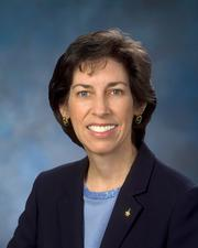 Dr. Ellen Ochoa is the director of NASA's Johnson Space Center, having been appointed in 2012 after serving as deputy director for five years. In 1993 she became the first Hispanic woman to go into space when she served on a nine-day mission aboard the shuttle Discover. Ochoa also is an engineer, a research scientist and an inventor.
