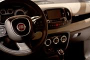 Inside the Fiat 500L. Benitah said Texas came in second to California for the most Fiat sales in the U.S.