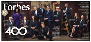Click through the slideshow to see the Houston billionaires on the most-recent Forbes 400 list.
