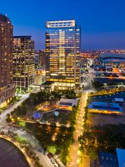 Hess Tower's project sale was a record-breaking price for the entire state of Texas and is the most significant lease signed in Houston over the past several years due to Hess Corp.'s 2010 annual revenue totaling $33.9 billion.