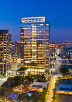 Canadian REIT reportedly buying Hess Tower for record price