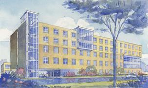 Hope Lodge Houston's ground breaking is expected in July 2013.