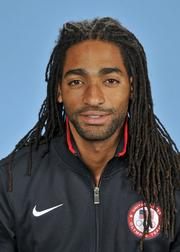 Native Houstonian Jason Richardson will compete in 2012 Olympic track and field.