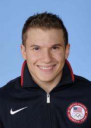 Jonathan Horton is a U.S. gymnast from Houston competing in the London Olympic games.