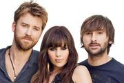 Lady Antebellum performs on Mar. 1.