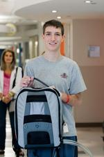 Texas Children's heart transplant teenager heads home