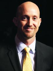 Mike Mahlstedt, Realtor associate for Martha Turner Properties, made his first waves as a swim coach at the Briar Club.