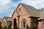 The 2,622-square-foot Wakefield floor plan is a four-bedroom, three-bath traditional brick home.