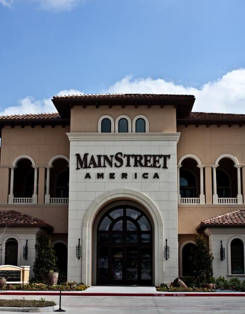Take a tour of MainStreet America - Houston Business Journal