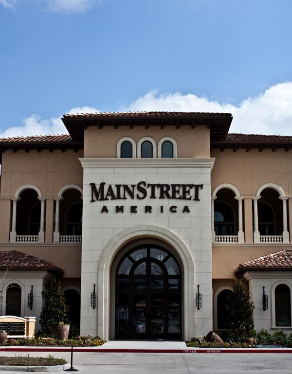 Click through the slideshow for a tour of Main Street America, which is located at 18750 Interstate 45 in Spring.